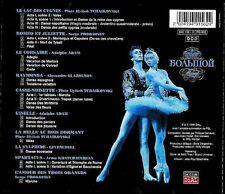 CD 25T LES PLUS GRANDS BALLETS DU BOLCHOI (Bolchoï) 1999 EXCLUSIVITE CLUB DIAL
