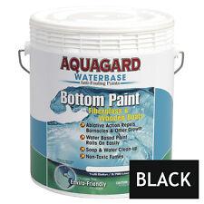 Aquagard Waterbase BOAT MARINE ANTI FOULING BOTTOM PAINT 1 GALLON Black