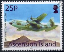 RAF LOCKHEED C-130 / C-130K HERCULES Aircraft Stamp (2013 Ascension Island)