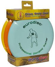 Disc Frisbee Golf: Frisbeegolf, Eurodisc Discgolf Starter Set, Anfänger Beginner