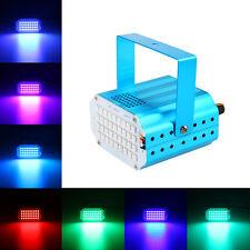 36pcs Mini RGB 5050 SMD Parte flash LED 36W DJ Ktv Disco Strobe luz de la etapa