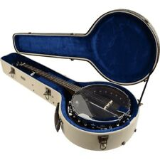 GATOR - GW-JM BANJO XL - Étui XL Bois Deluxe pour Banjo - Beige
