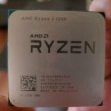AMD Ryzen 3 1200 R3-1200 3.1GHz 4Core 3400MHz Socket AM4 CPU Processor