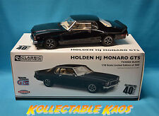 1:18 Classics - Holden HJ Monaro GTS - Tuxedo Black - BRAND NEW