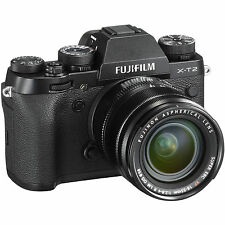 Fujifilm X-T2 Mirrorless Digital Camera with 18-55mm Lens 16519314 Summer Sale