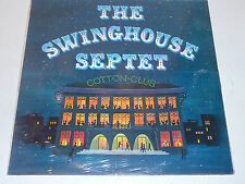 LP The Swinghouse Septet COTTON CLUB German Jazz Blues GAMBUS KAHN ROLLAND HANDY