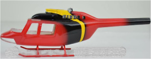 T Rex 450 Copter X Scale Rumpf Bell 206 Jet Ranger News