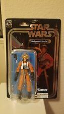 Star Wars Black Series 40th Anniversary Luke Skywalker X-Wing Pilot - Exclusive!