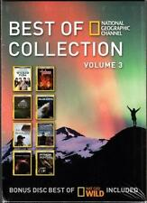 National Geographic, Best of Collection, Volume 3 (DVD) VG 2lb