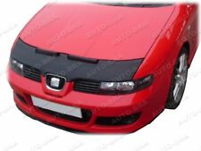 Bonnet BRA für Seat Leon 1M Bj. 1999 - 2006 Steinschlagschutz Tuning Front Maske