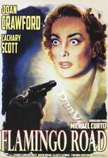 Flamingo Road NEW PAL Classic DVD Michael Curtiz Joan Crawford Zachary Scott