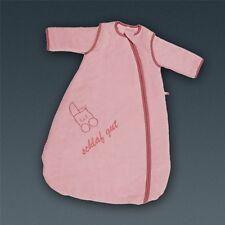 Schlafsack Gr.90 neu mit Etikett rosa Nicki mit abtrennbaren Ärmeln NP36€ sg