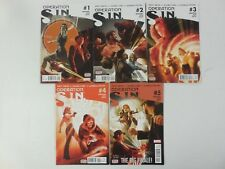 2014 Marvel~ OPERATION S.I.N. #1 2 3 4 5 ~ S.H.I.E.L.D. Agent Carter NM/UNREAD