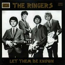 RINGERS - Let Them Be Known - LP Break-A-Way