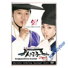 Sungkyunkwan Scandal Korean Drama (5 DVD) Excellent English Subs & Quality.