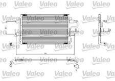 VALEO Kondensator Klimaanlage 817244 Aluminium für VW GOLF 4 1J1 BORA 1J2 1J5 A3