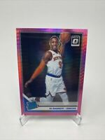 2019 Panini Donruss Optic Rated Rookies Pink Hyper Prizm RJ Barrett #178 Rookie
