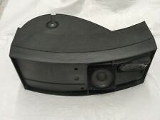 White Bose 251 Environmental Outdoor Speaker.Single Black Tested! No grill Cover