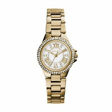 **NEW* LADIES MICHAEL KORS MINI CAMILLE GOLD CRYSTAL WATCH MK3252 -RRP £229