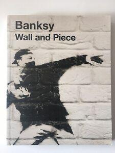 "Buch - Banksy: ""Wall and Piece"" - Street-Art, Graffiti, [Zustand: Sehr Gut]"