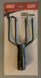 Eagle Claw Large 4 Prong Fish Spear