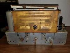 GENERAL ELECTRIC Tube Radio CHASSIS - Short Wave , Amateur Aircraft, Broadcast