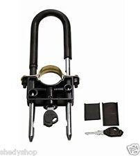 Universal Bike Front Wheel Lock for all bikes + free smile keyring