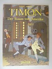 Timón-el sueño de América astilla cómic parte 1 estado 1