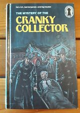 The Three Investigators and The Mystery Of The Cranky Collector hardcover book