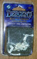DESCENT Road to Legend Lieutenants - THAADD THE DESTROYER - NEW IN BLISTER