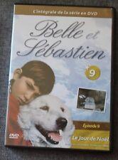 Belle et Sebastien, episode 9 - le jour de Noel,  DVD serie TV