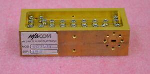 MA/COM WR15 Waveguide Dual Directional Coupler 50-75GHz GOOD