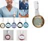 Personalised Engraved Chrome Nurse / Carers Fob Watch - Nurse Medical