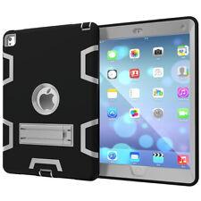 Coque Etui Housse PC + Silicone pour Tablette Apple iPad mini 4 / 1370
