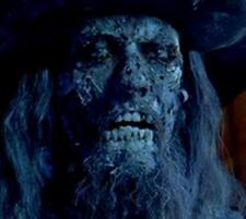 Pirates of the Caribbean - #17 Cursed Captain Barbossa