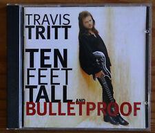 Travis tritt - Ten Feet Tall and Bulletproof - CD (1994)