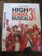 High School Musical 3 DVD Cantonese Mandarin English AUDIO multiple SUBS