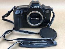 Canon EOS 650 35mm SLR Film Camera Body w/ Strap and Body Cap