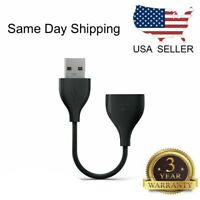 New USB Power Charger Charging Cable for Fitbit One Wireless Activity Bracelet