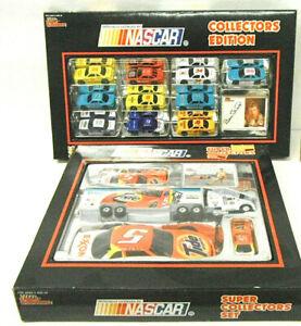 1992 Racing Champions Super Collectors Set Rudd #5 + 1991 RC CE StockCar Replica