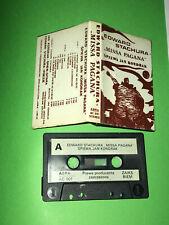 ►►rare Polish cassette EDWARD STACHURA Missa Pagana śpiewa JAN KONDRAK tape mc