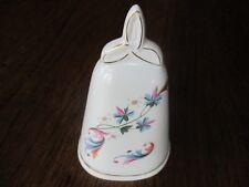 "Vtg Danbury Mint-Danbury Mint 5"" Tall Fine Porcelain ""Royal Tara"" Bell-Ireland"