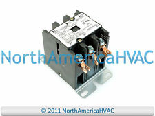 OEM Carrier Bryant Contactor Relay 3 Pole 40 Amp HN03LC418 HN03LC419 02-0672