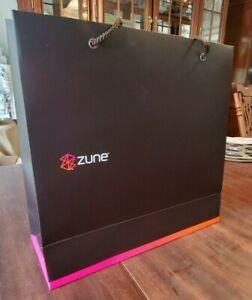 Zune Promotional Item - Zune Shopping Bag (Paper)