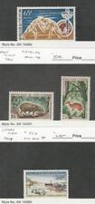 Ivory Coast, Postage Stamp, #216 LH, 219-20, 227 Mint NH, 1964-65, JFZ