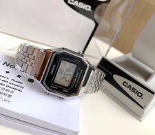 Casio Vintage Watch * LA680WA-1 Silver Steel Classic for Women COD PayPal