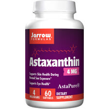 Astaxanthin, 4mg x 60 Softgels - Jarrow Formulas