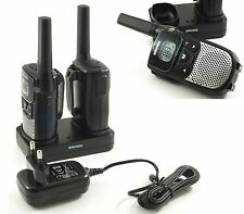 KIT 2 WALKIE TALKIE COPPIA RICETRASMITTENTI 10Km PMR BRONDI 2 NEW