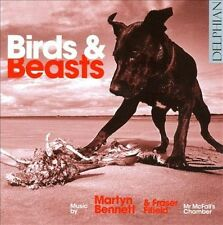 Martyn Bennett Birds Beasts Mr Mcfalls C CD NEW