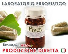 Maca  (Lepidium meyenii W.) 100 capsule ricostituente, antifatica, afrodisiaco.